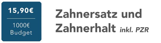 Mein Chef rockt Zahnersatz 1000 Euro Zahnbudget